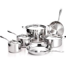 America S Test Kitchen Stainless Steel Cookware Tramontina