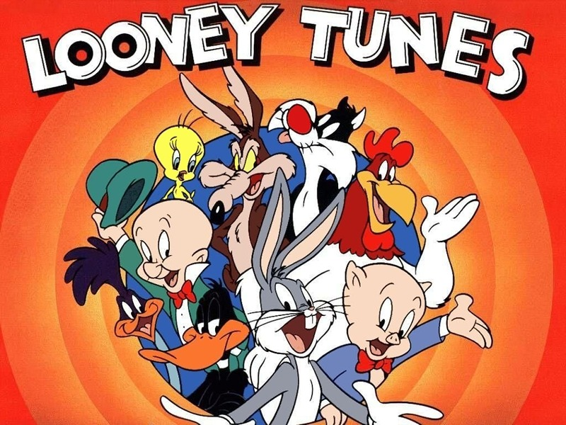 Robot Panic » Blog Archive » The Looney Tunes Showlooney toons